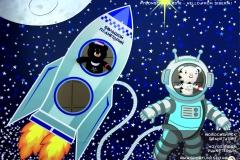 Планетарий на ракете