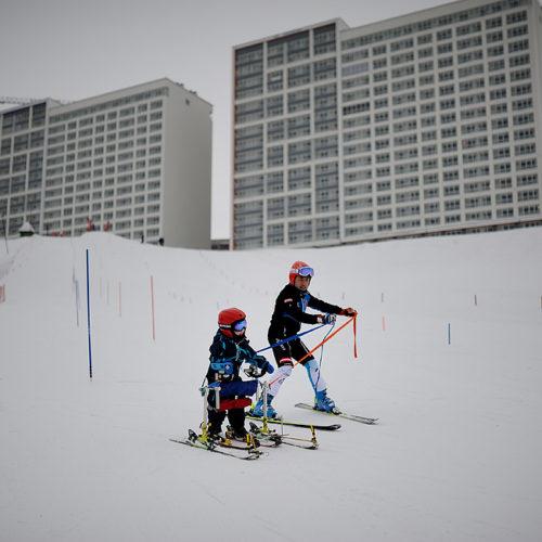 Внедрение горных лыж в реабилитацию…