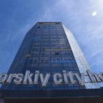 Первый в России благотворительный вертикальный забег!