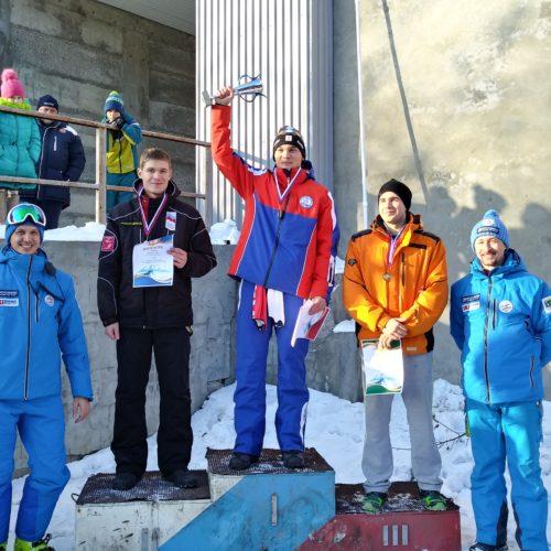 Кубок Спорту Место по горнолыжному спорту